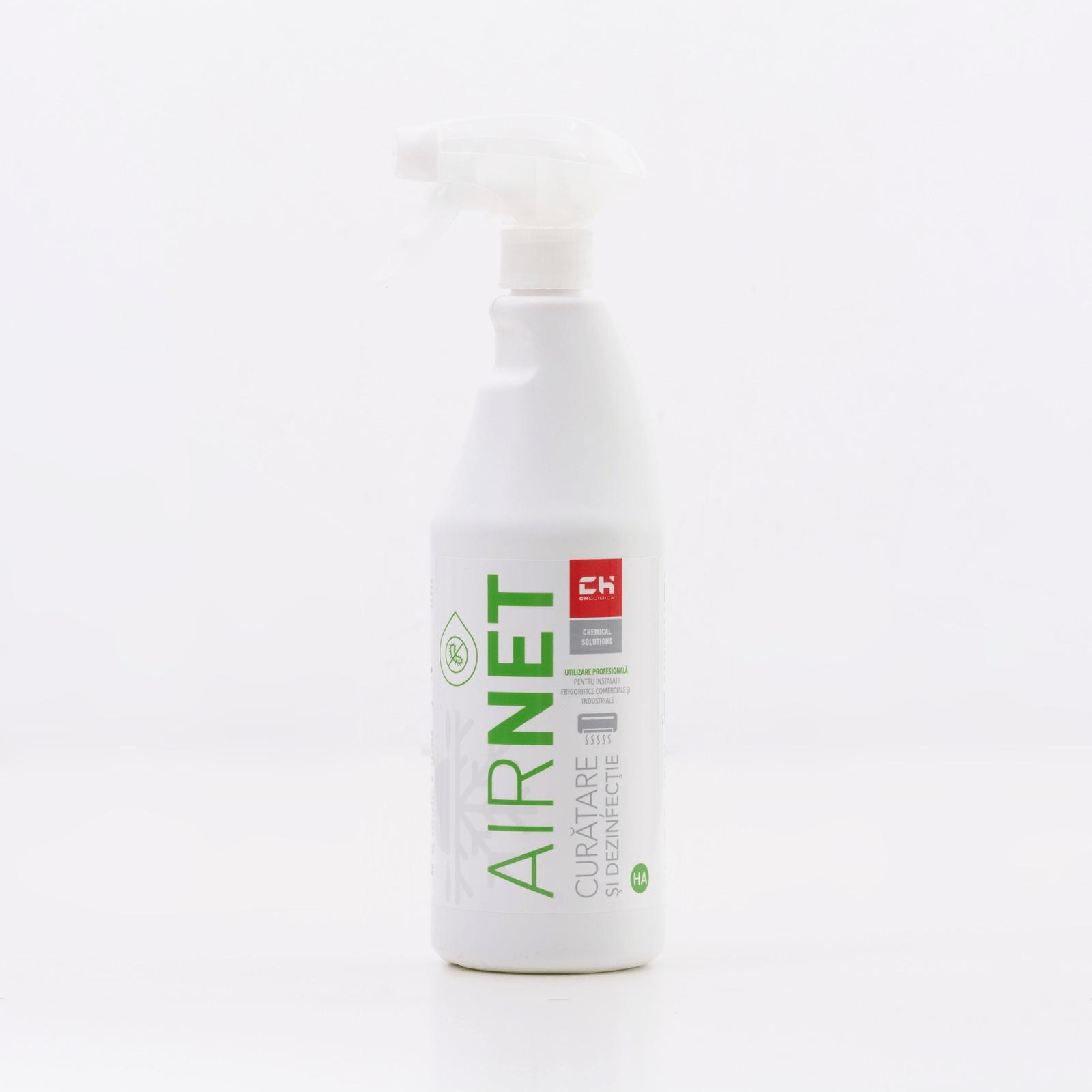 AIRNET DEZINFECTANT Produs de curăţare pentru circuitele de aer condiţionat