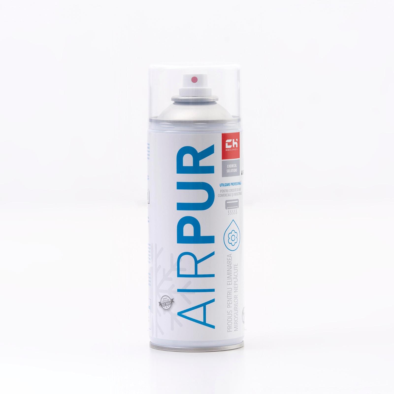 Airpur spray pentru aer conditionat, elimina mirosurile  neplacut